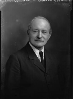John William Graham, by Lafayette - NPG x41611