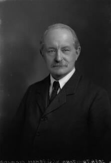 John William Graham, by Lafayette - NPG x41613