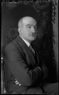 Sir Harry Vincent, by Lafayette - NPG x41689