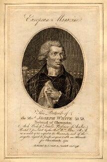 Joseph White, by Joseph Thomson, after  Matthew William Peters - NPG D10740