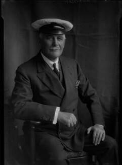 Harry George Adams-Connor, by Lafayette (Lafayette Ltd), 10 May 1927 - NPG x41826 - © National Portrait Gallery, London