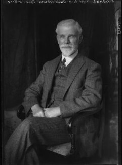 Sir Reginald Ambrose Cave-Browne-Cave, Bt, by Lafayette - NPG x41829