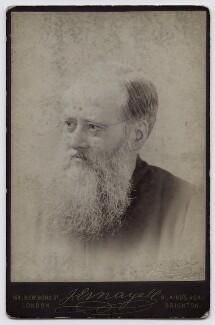 Wilkie Collins, by John Jabez Edwin Mayall, 1881-1885 - NPG x4183 - © National Portrait Gallery, London