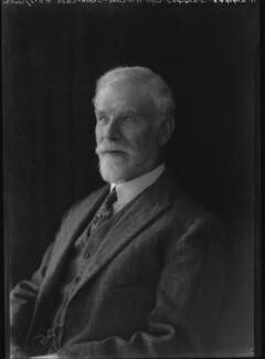 Sir Reginald Ambrose Cave-Browne-Cave, Bt, by Lafayette - NPG x41830