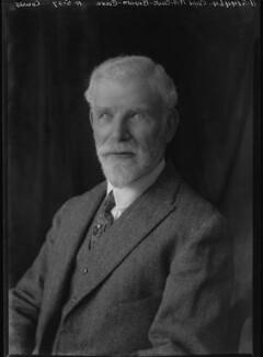 Sir Reginald Ambrose Cave-Browne-Cave, Bt, by Lafayette - NPG x41831