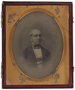 James Steains, by Unknown photographer - NPG x4188