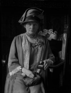 Amy Amphlett George (née Charlton), by Lafayette - NPG x42047