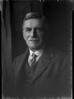 Osbert Montague Roche Thackwell, by Lafayette - NPG x42256
