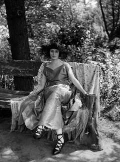 Anna Pavlova, by Bassano Ltd, 28 June 1920 - NPG x18145 - © National Portrait Gallery, London