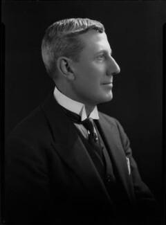 Edwin Charles Cox, by Lafayette - NPG x42328