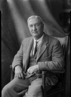 William Arthur Murray Thompson, by Lafayette - NPG x42347