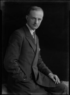 John Beresford Cole-Hamilton, by Lafayette - NPG x42349