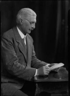 Sir Francis Arthur Aglen, by Lafayette - NPG x42350