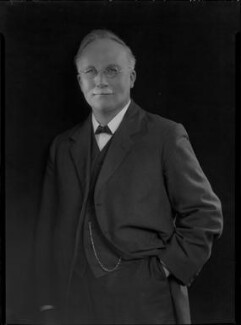 Harry Tydeman Chilvers, by Lafayette - NPG x42557