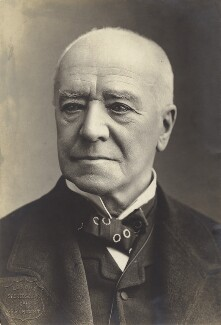 Henry Hawkins, Baron Brampton, by London Stereoscopic & Photographic Company, 1890s - NPG x4267 - © National Portrait Gallery, London