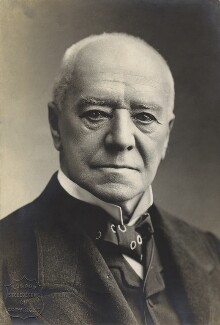 Henry Hawkins, Baron Brampton, by London Stereoscopic & Photographic Company - NPG x4268