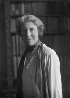 Helen Lucia Mary Goodrich (née Pixell), by Lafayette - NPG x42716