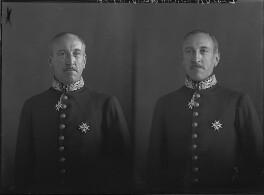 Sir Edward Taswell Campbell, 1st Bt, by Lafayette - NPG x42764