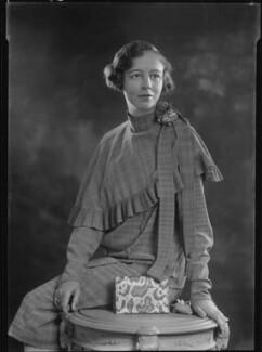 Margaret Irwin, by Lafayette - NPG x42840