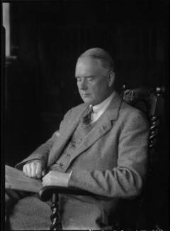 Charles Stewart Orwin, by Lafayette - NPG x42957
