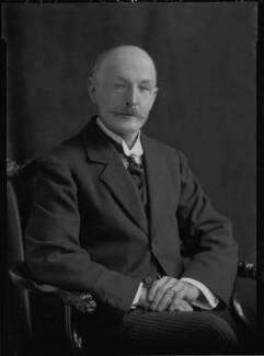 George Brown Burgin, by Lafayette - NPG x42964