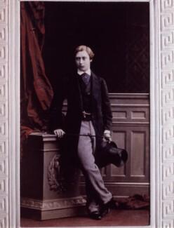 King Edward VII, by Camille Silvy - NPG x6830