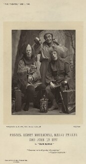 Messrs, Harry Monkhouse, Harry Parker and John Le Hay in 'Maid Marian', by Alfred Ellis, published by  Eglington & Co - NPG x4331