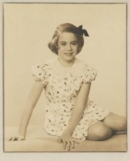 Nancy J. Adler, by Dorothy Wilding - NPG x4350
