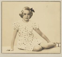 Nancy J. Adler, by Dorothy Wilding - NPG x4351