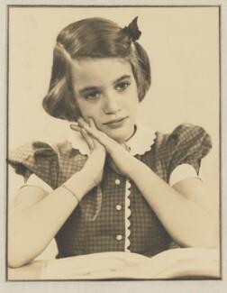 Nancy J. Adler, by Dorothy Wilding - NPG x4352