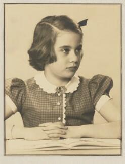 Nancy J. Adler, by Dorothy Wilding - NPG x4353
