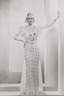Margaret Bannerman, by Dorothy Wilding - NPG x4361