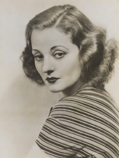 Tallulah Bankhead, by Dorothy Wilding - NPG x4365