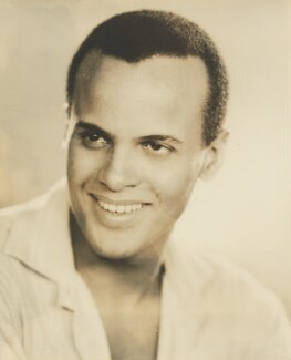 Harry Belafonte, by Dorothy Wilding - NPG x4382
