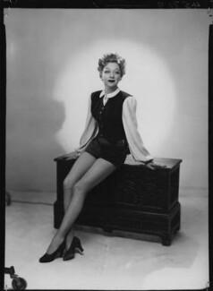Binnie Hale (Beatrice Hale-Monro), by Lenare - NPG x4454