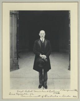 Sir Robert Muirhead Collins, by Benjamin Stone - NPG x44620