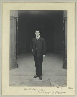 Percy John Daniell, by Benjamin Stone - NPG x44655