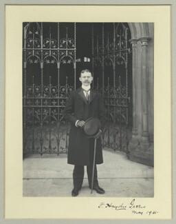 Sir Francis Haydn Green, 2nd Bt, by Benjamin Stone - NPG x44689