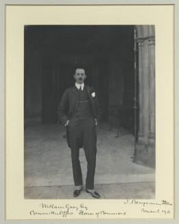 William Grey, by Benjamin Stone - NPG x44693