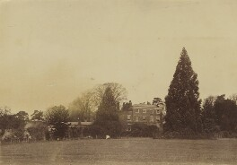 'Collingwood' (the house of Sir John Herschel), by Unknown photographer - NPG x44696