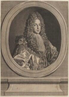 Prince James Francis Edward Stuart, by Louise Madeleine Cochin (née Horthemels), after  Alexis Simon Belle - NPG D14281