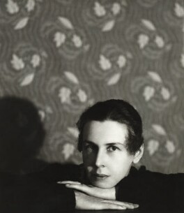 Lydia Lopokova, by Gordon Anthony - NPG x44752