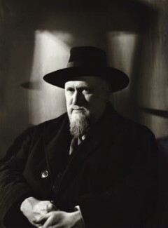 Edwin Evans, by Gordon Anthony, 1938 - NPG x44767 - © Getty Images