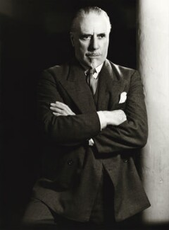Sir Thomas Beecham, 2nd Bt, by Gordon Anthony - NPG x44776