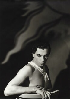Serge Lifar in 'Icare', by Gordon Anthony - NPG x44786