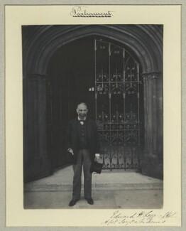 Hon. Edward Henry Legge, by Benjamin Stone - NPG x44836