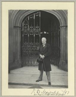 Sir Vivian Dering Majendie, by Benjamin Stone - NPG x44866