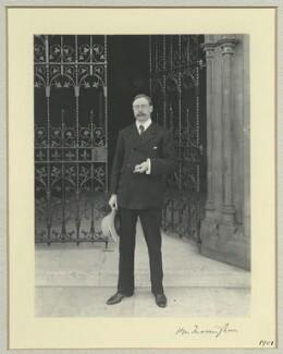 Henry William Massingham, by Benjamin Stone - NPG x44873