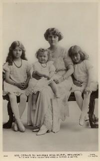 Angela Du Maurier; Jeanne Du Maurier; 'Muriel Beaumont', Lady Du Maurier; Daphne Du Maurier, by Rita Martin - NPG x44904