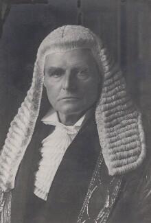 Robert Bannatyne Finlay, 1st Viscount Finlay, by Walter Stoneman - NPG x44905